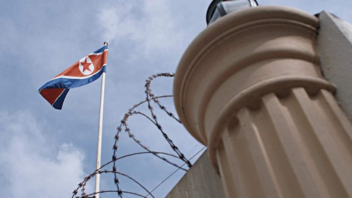 С КНДР в Южную Корею бежал дипломат с семьей