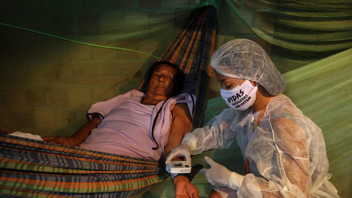 Бразильска катастрофа та коронавірус