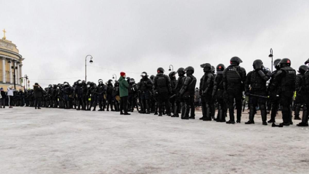 На протестах в Росії затримали майже 4 000 активістів: де найбільше