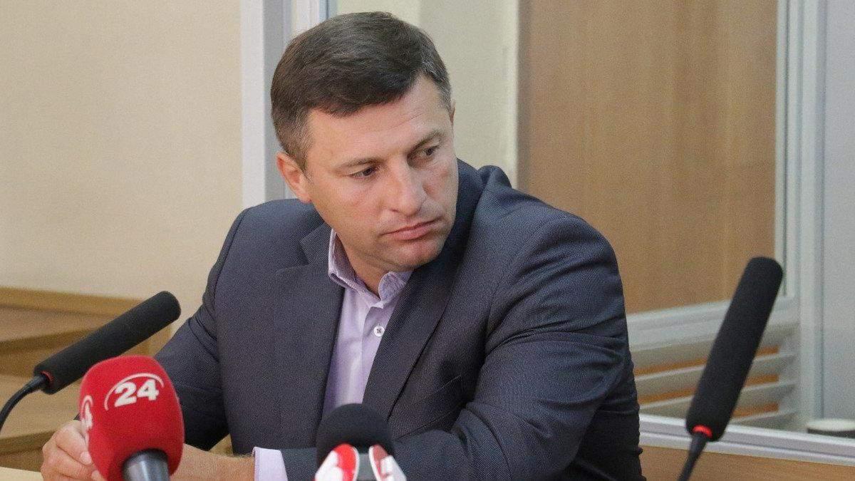 Перестрелка полиции в Княжичах: Курята получил должность в Киеве