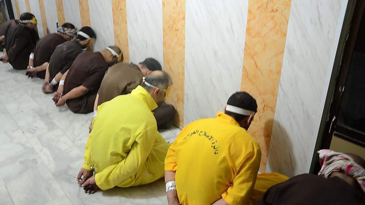 В Іраку повісили 3 особи за тероризм після теракту на ринку в Багдаді