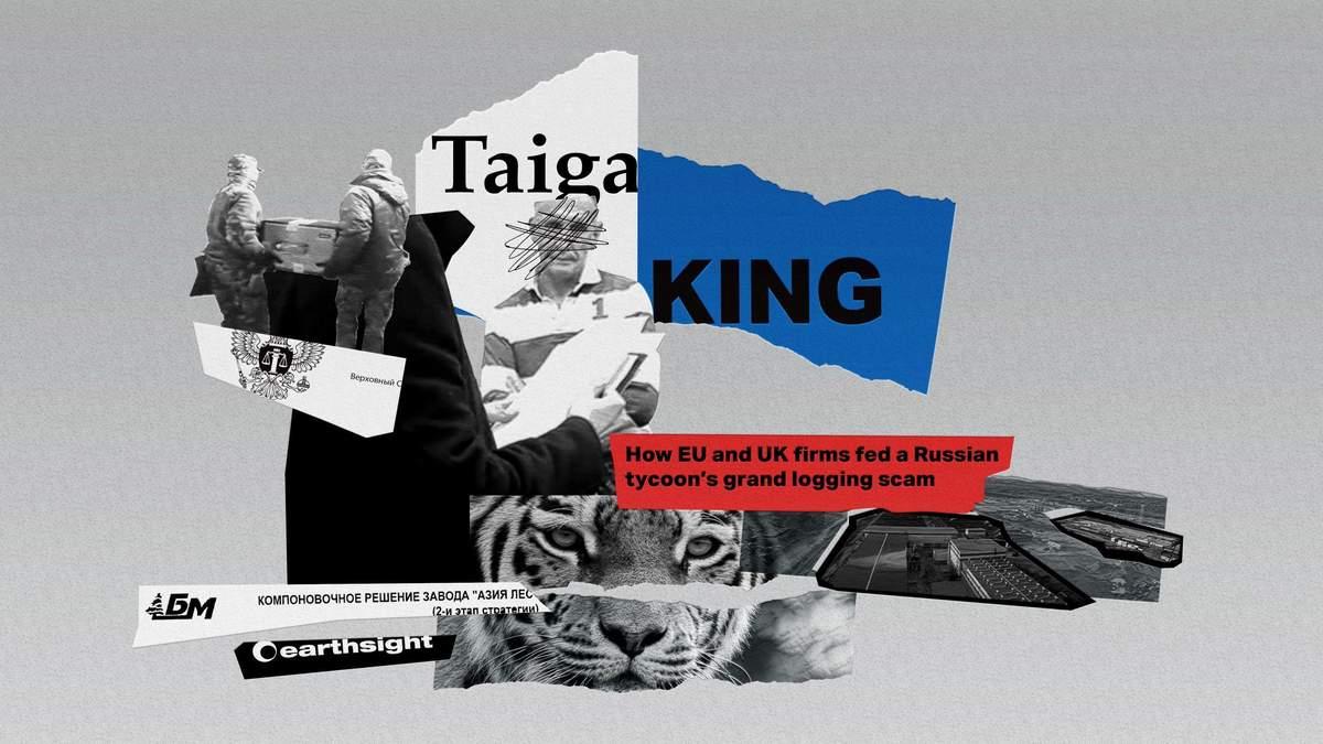 Король тайги и схема олигарха РФ