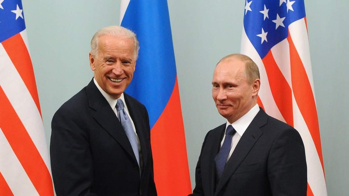 Путин поговорил с Байденом 26 января 2021: детали разговора
