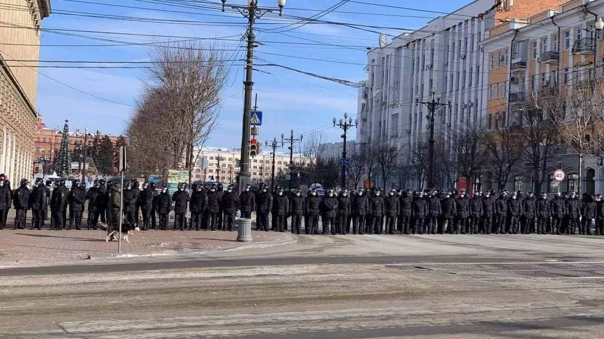 Протесты в России 31 января 2021 за Навального: что происходит – видео, фото