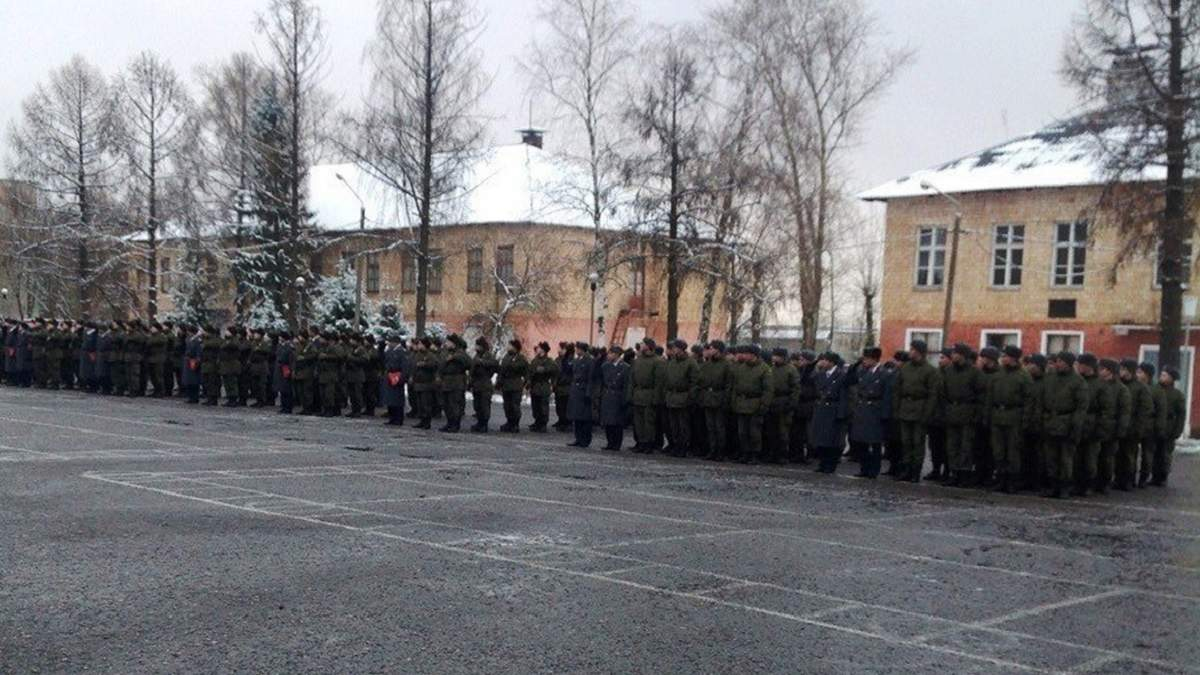 Під Москвою у військовій частині обвалився дах: є постраждалі