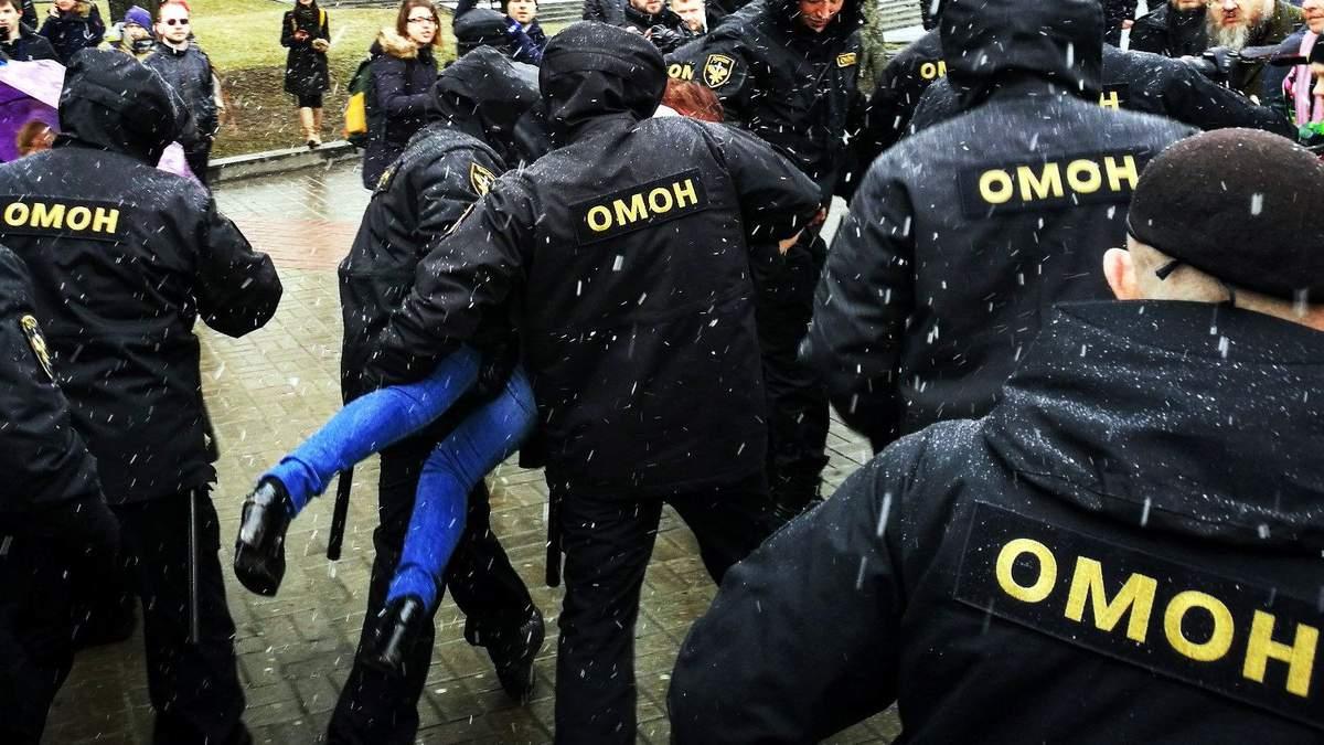 Житель Минска, которого ОМОН изнасиловал дубинкой, осудили - Новости