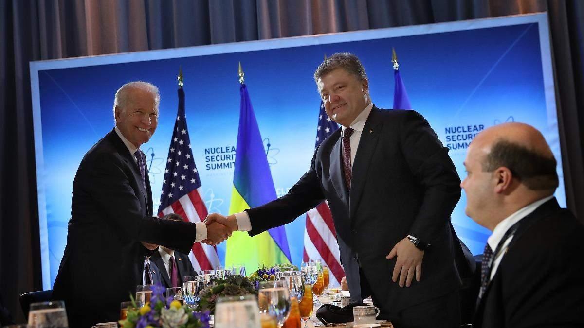 В Україні відкрили 2 нові справи на Байдена і Порошенка, – адвокат