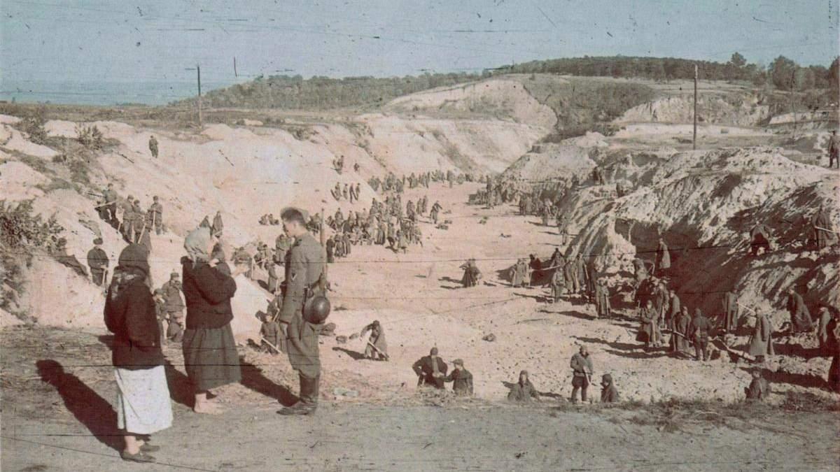 Историк рассказал ужасные подробности о жертвах Холокоста