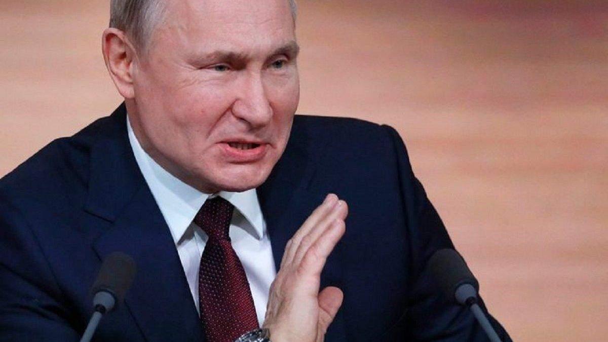 Владимир Путин заявил, что Европа и Россия должны быть вместе