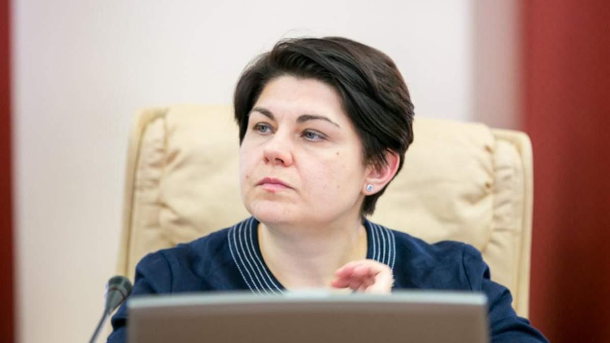 Новым премьером Молдавии может стать Наталья Гаврилица: биография
