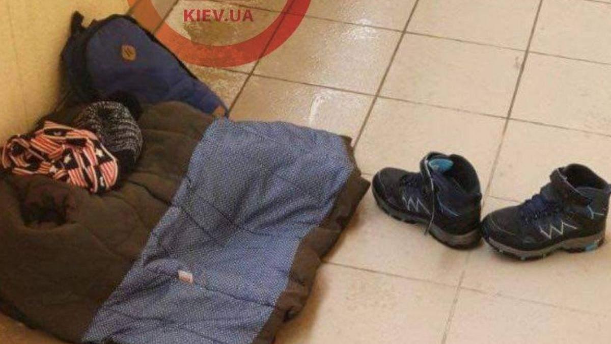 На Київщині ЖК  Чайка хлопчик вистрибнув з 15 поверху