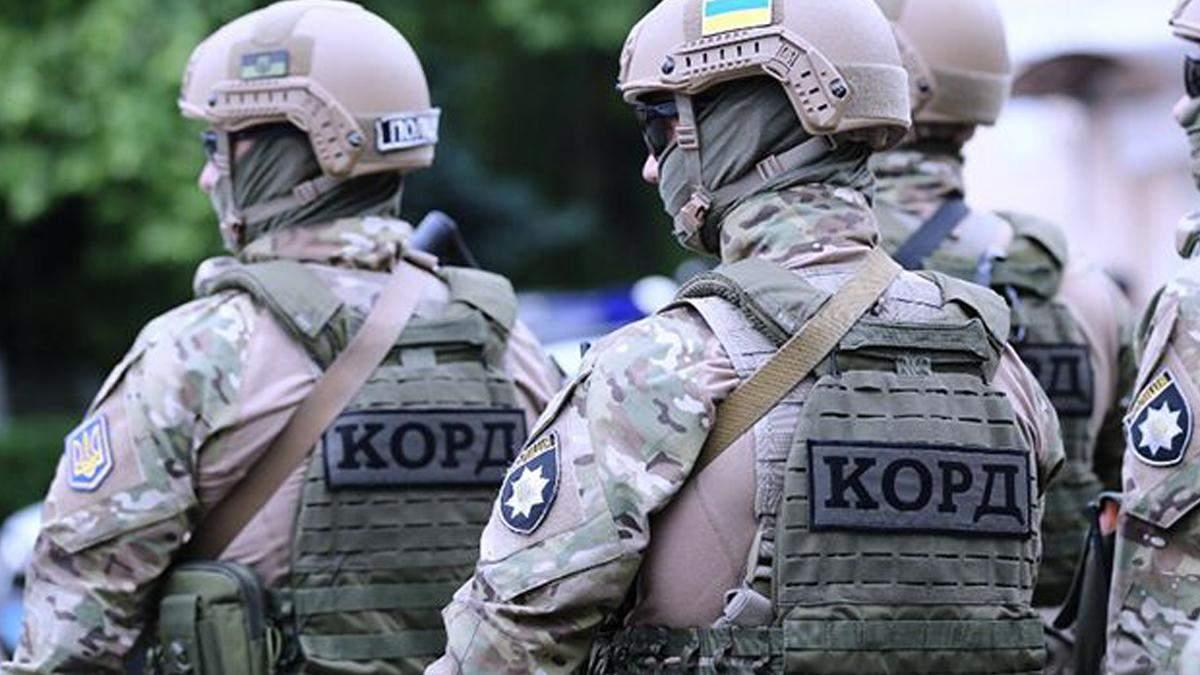 У Дніпрі КОРД затримав банду домушників: ефектне відео - Новини