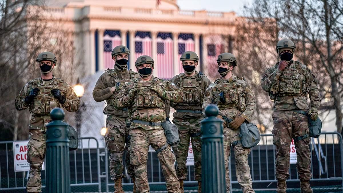 Біля Капітолія затримали озброєного чоловіка: деталі