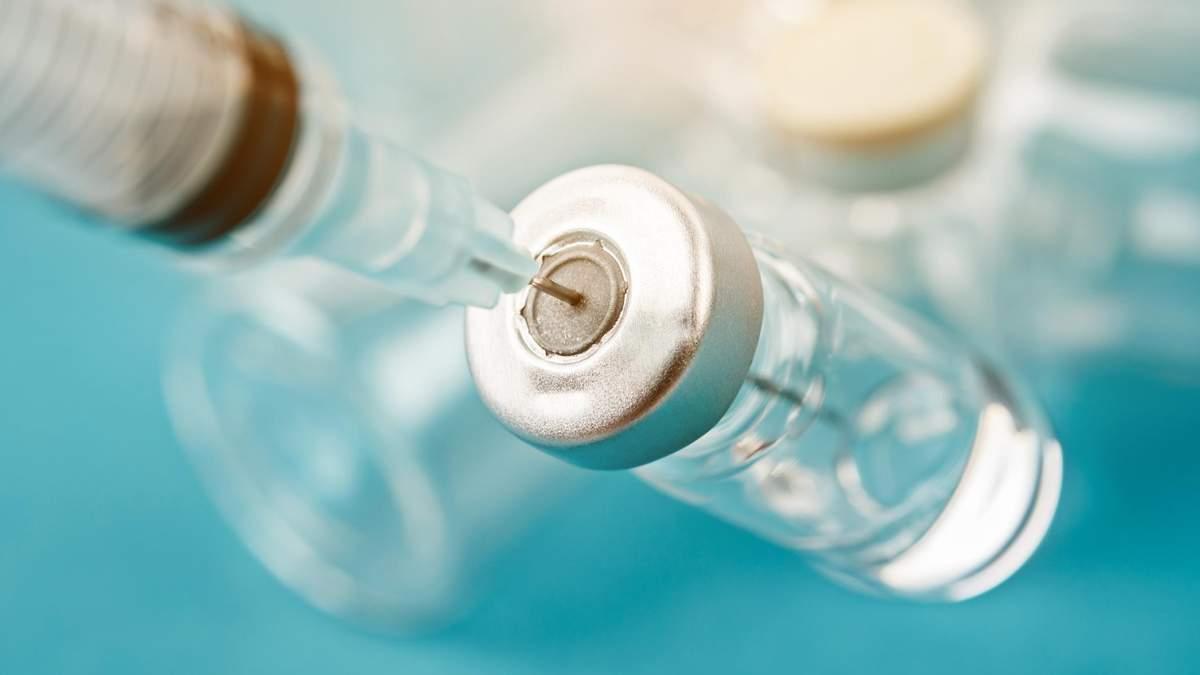 В Україні схвалили план вакцинації від COVID-19 на 2021 рік