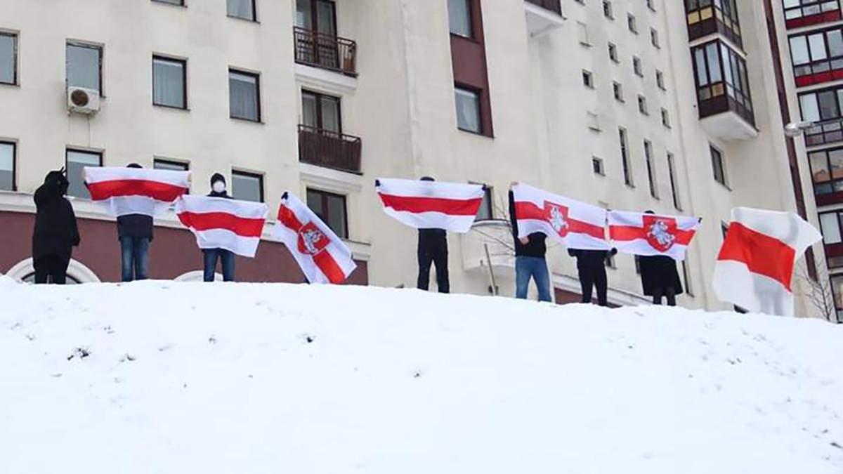 Що відбувалося в Білорусі 31 січня 2021: чи були затримання – подробиці акцій, фото та відео