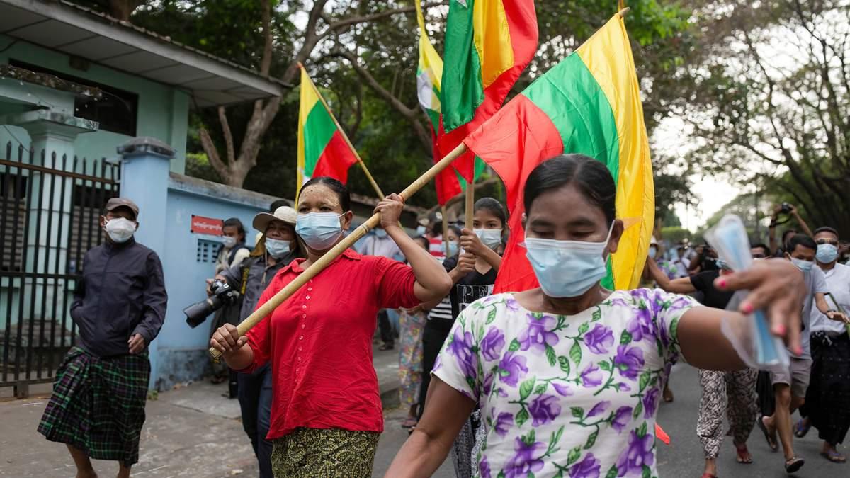 У М'янмі стався військовий переворот – що про це відомо