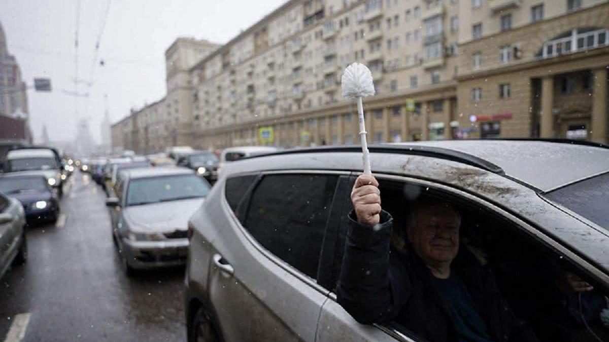 Протести в Росії - чому російська опозиція програє - Канал 24