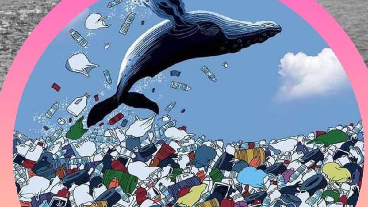 У Києві з'явиться гігантська медіа-скульптура кита