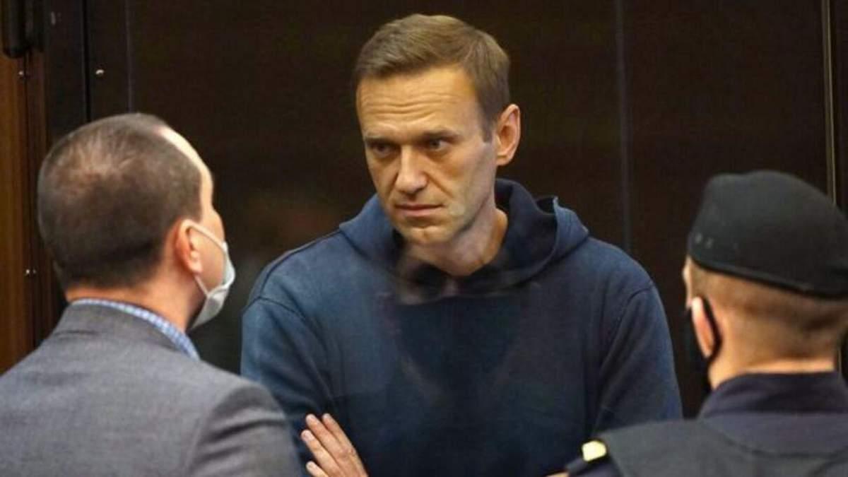 Суд над Навальным 2 февраля 2021: приговор, на сколько лет засудили