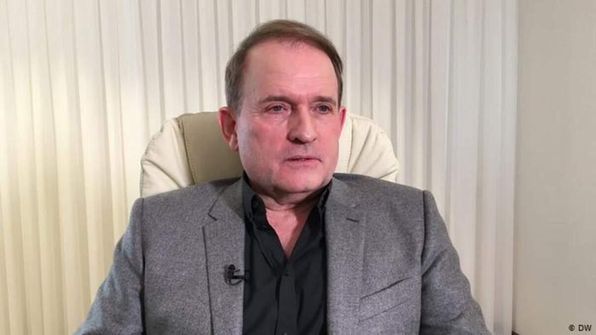 Украина наложила санкции и на самолеты Козака и Медведчука, - СМИ