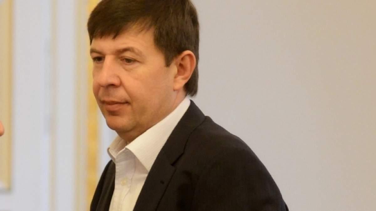 Санкции на Zik, 112 и Newsone: реакция Козака, каналов