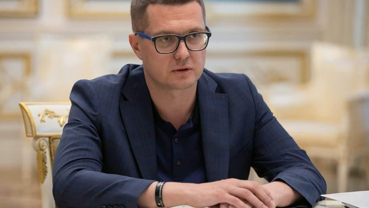 Баканов прокомментировал введение санкций против каналов Медведчука
