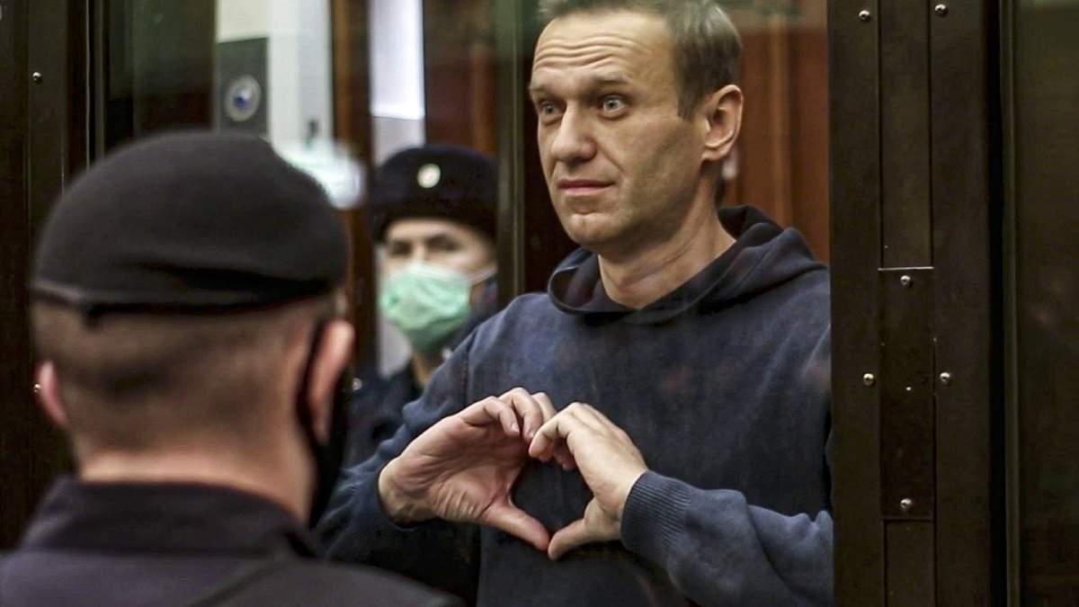 Вирок Навальному 2 лютого 2021: реакція на дії Путіна іноземних ЗМІ