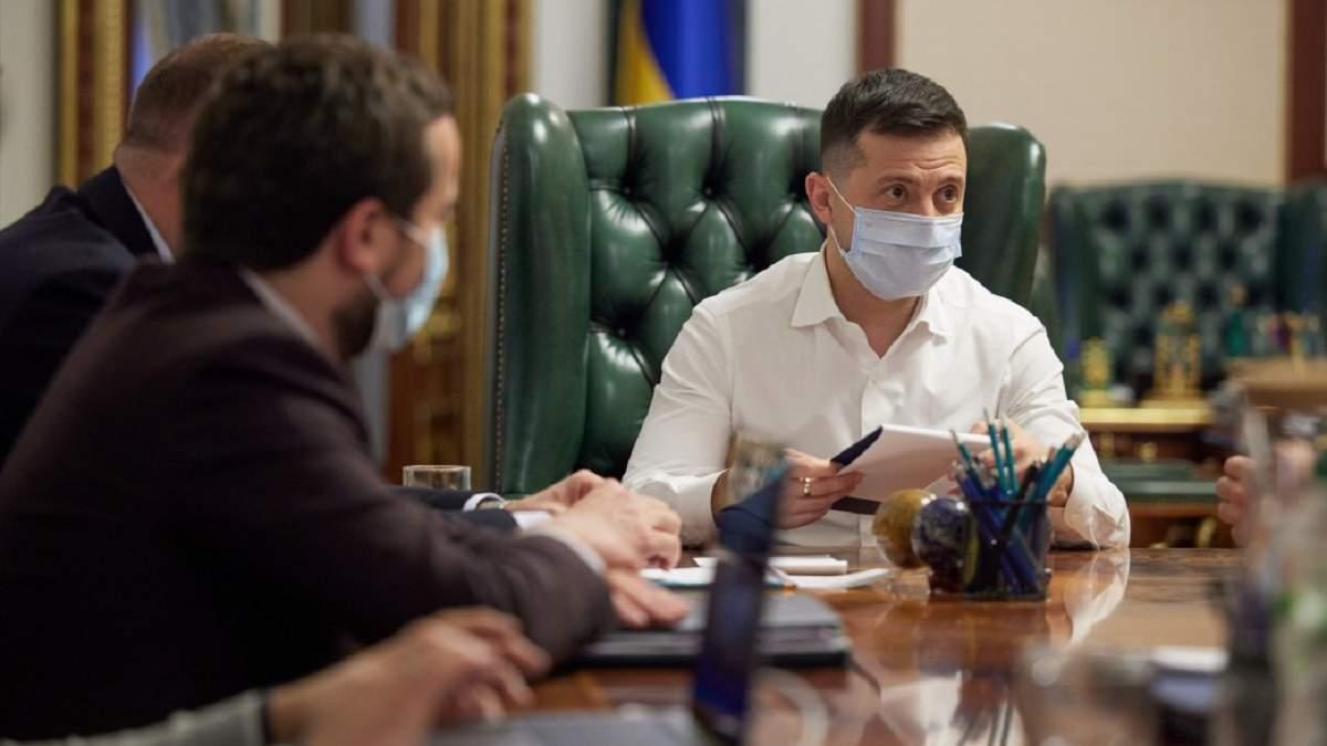 Зеленський: в Україні свободі слова нічого не загрожує