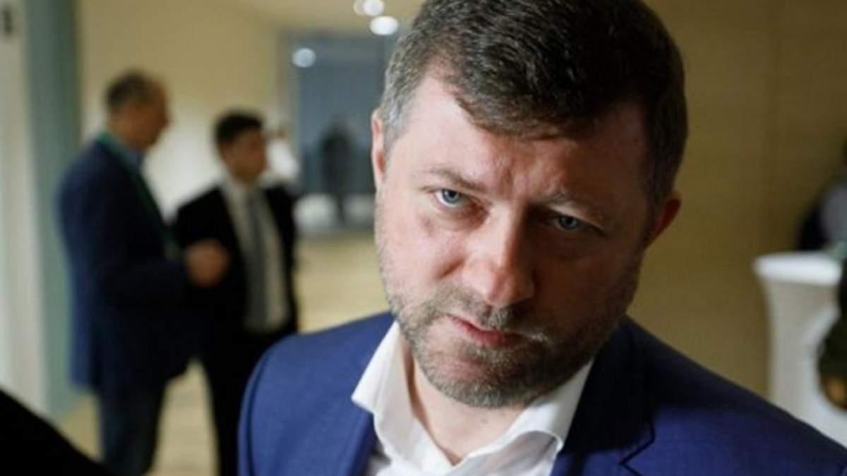 Корнієнко про ставлення слуг народу до санкцій проти Козака: є 2 групи