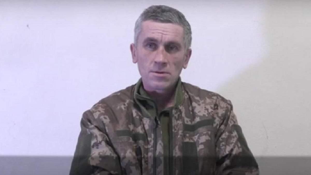 Боевики захватили в плен украинского военного
