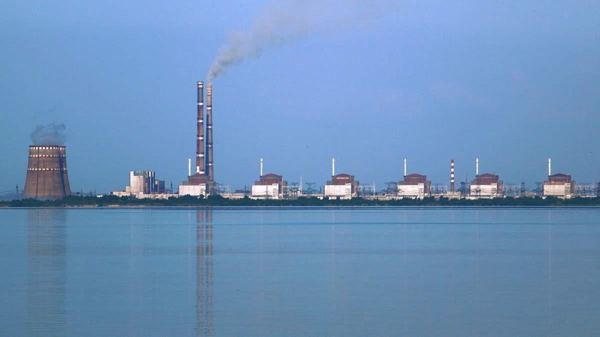 В ДТЭК назвали причину аварии на Запорожской электростанции