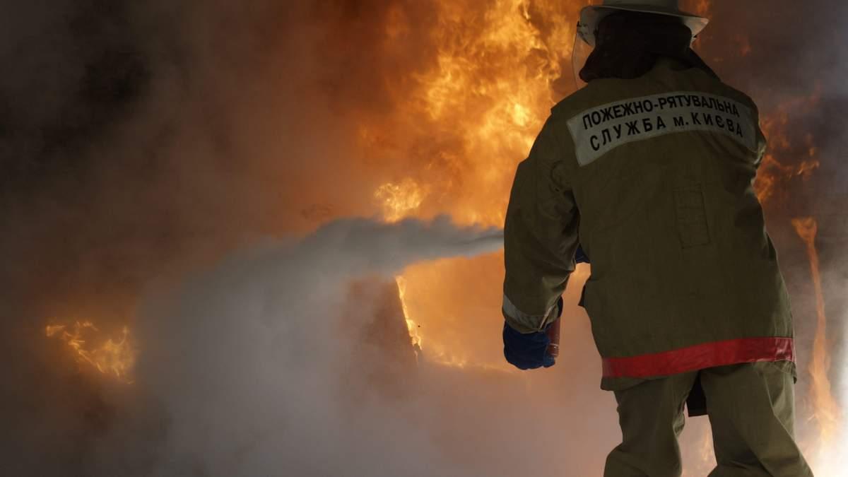 Пожар в Запорожье в инфекционной больнице 4 февраля 2021: что известно
