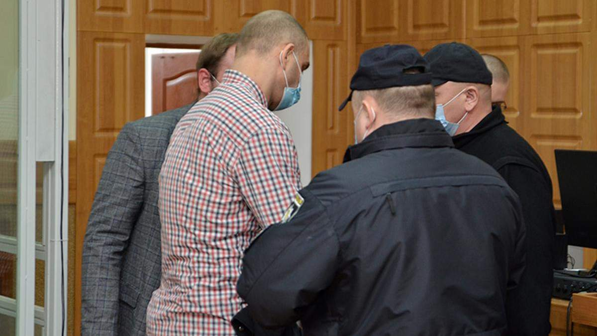 Тернополянина, що стріляв по дітях, які каталися з горки, заарештували