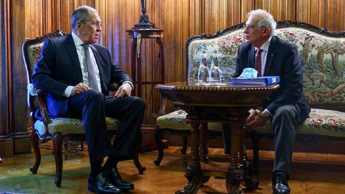 У відносинах Росії та ЄС відсутня нормальність, – Лавров