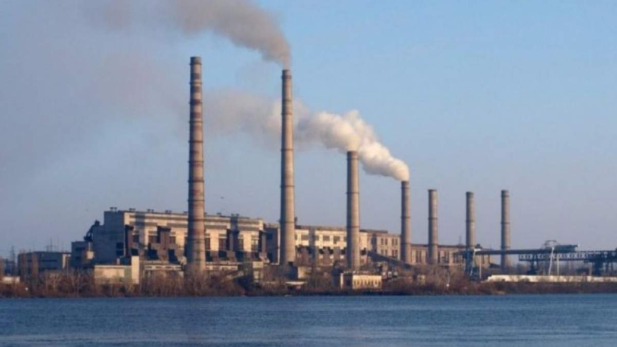 На Запорожской ТЭС аварийно отключился энергоблок: причина