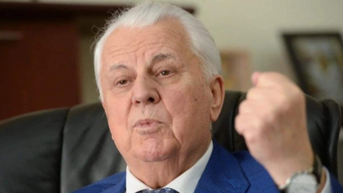 Кравчук о провокациях боевиков: На выстрел отвечать выстрелом