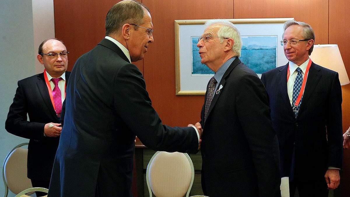 Потепління у відносинах Європи з Кремлем? Що показав візит Борреля до Росії