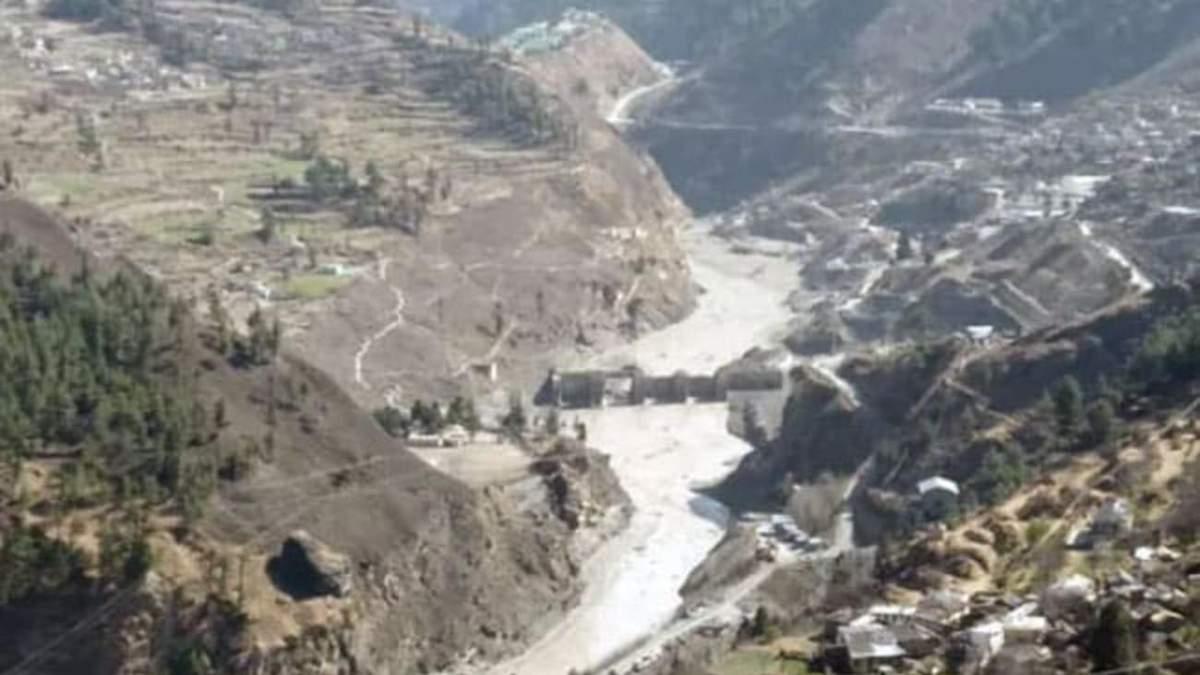Восхождение ледника в Индии: число жертв возросло