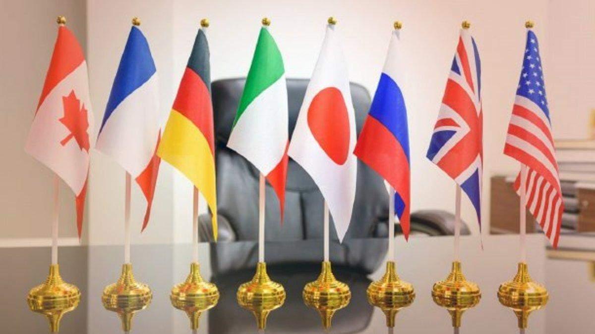 Швеция, Польша и Германия высылают российских дипломатов