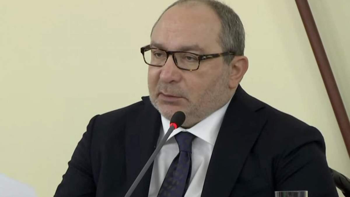 Харьковская мэрия хочет прекратить полномочия Кернеса