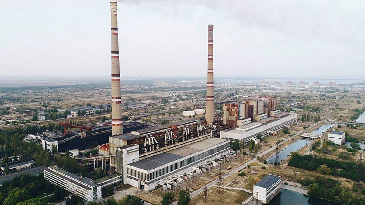 """11 из 12 остановленных энергоблоков ТЭС принадлежат ахметовскому ДТЭК, – """"Укрэнерго"""""""