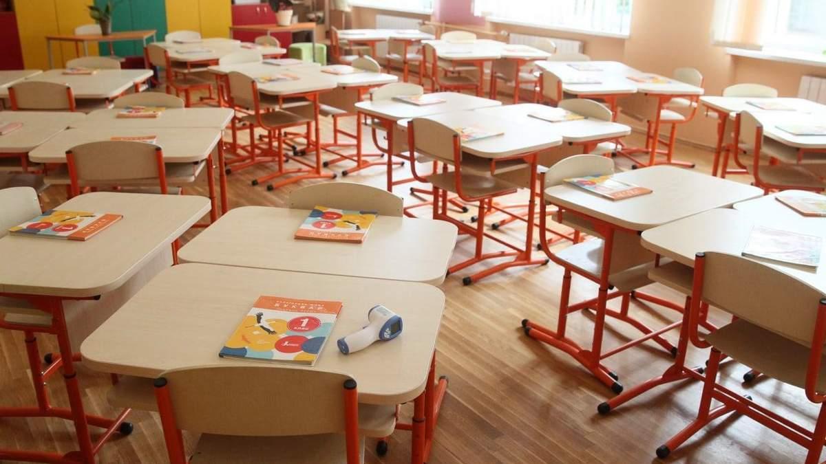 У Києві до кінця тижня зачиняють школи та дитячі садки