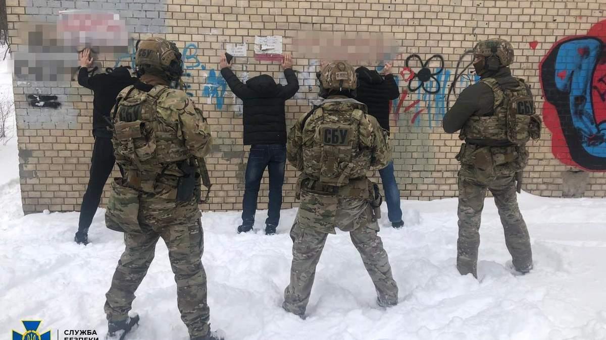 На Киевщине СБУ разоблачила ячейку ИГИЛ: видео