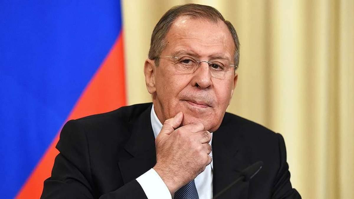 Россия готова к разрыву отношений с Евросоюзом: заявление Лаврова