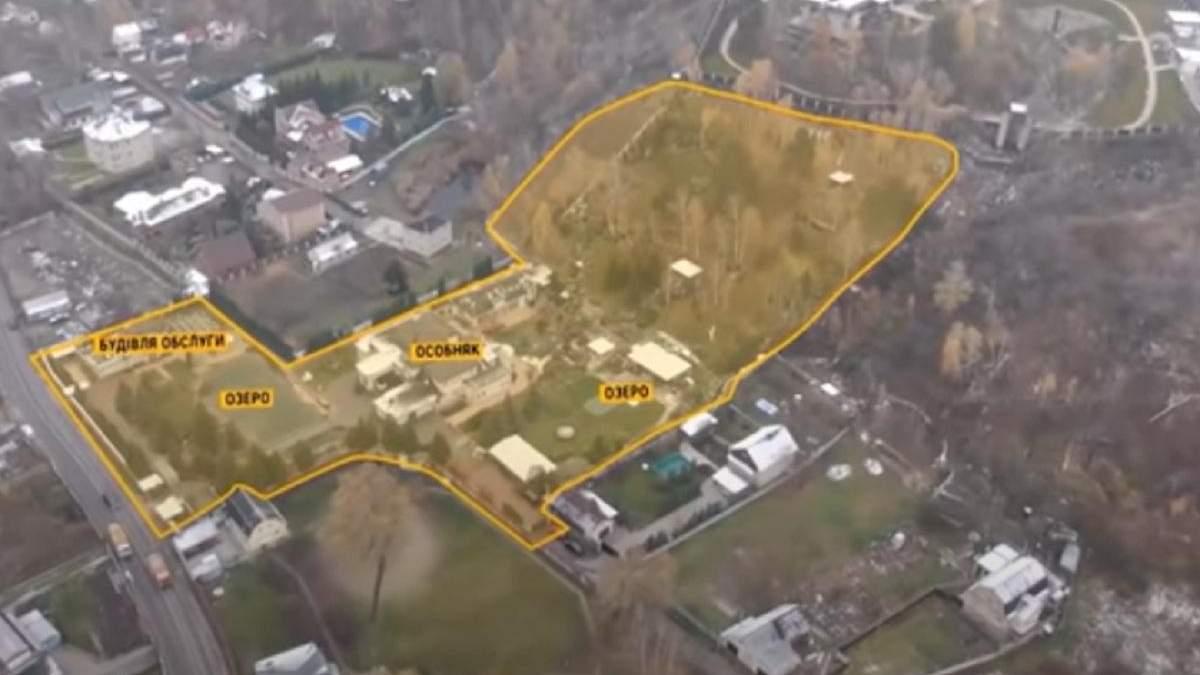 Знайшли незадекларований маєток Наталі Королевської - відео