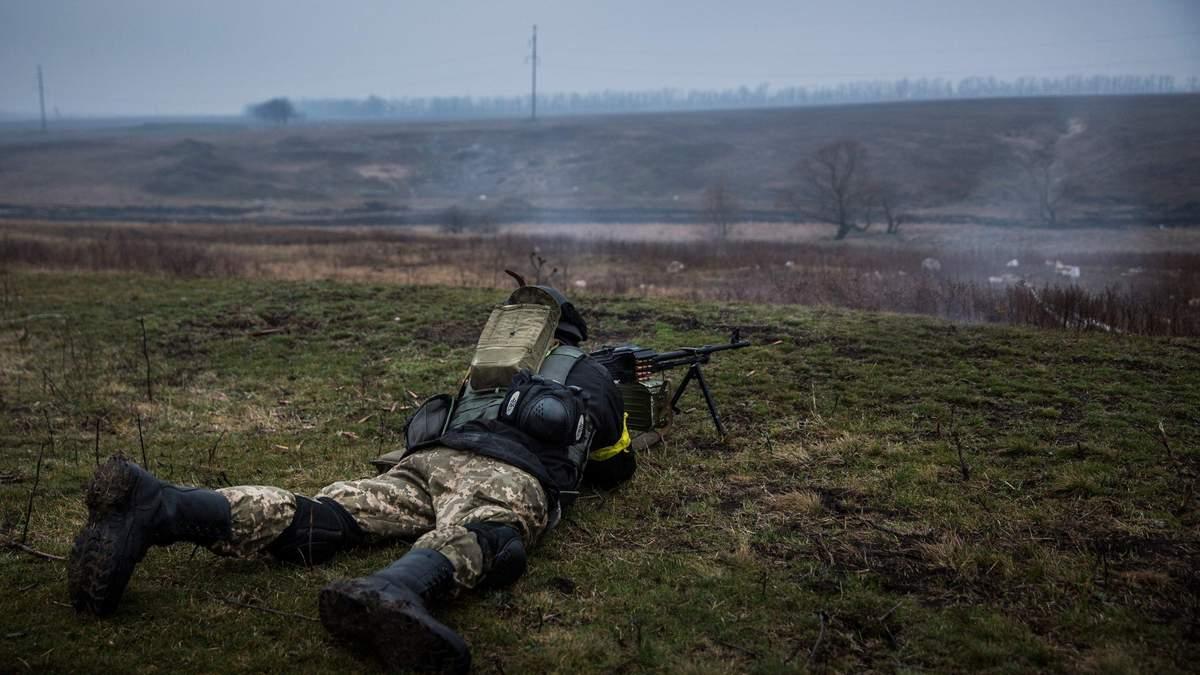 На Донбасі загинув Владислав Лященко: фото
