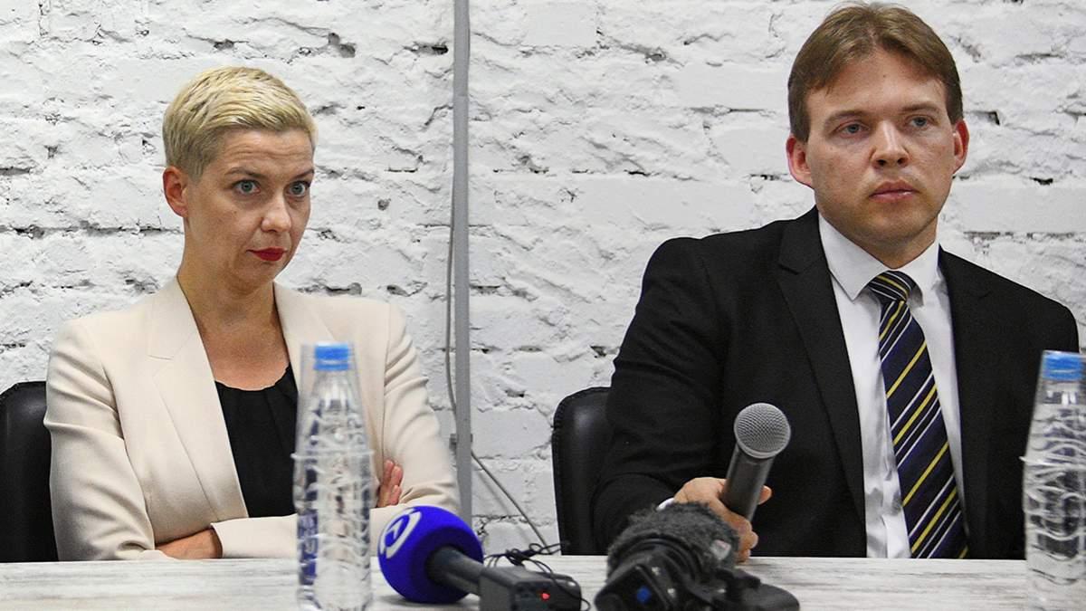 Білоруським опозиціонерам висунули нові обвинувачення