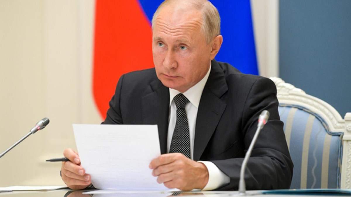 Путин хочет построить новый железный занавес с Западом, – Яковенко