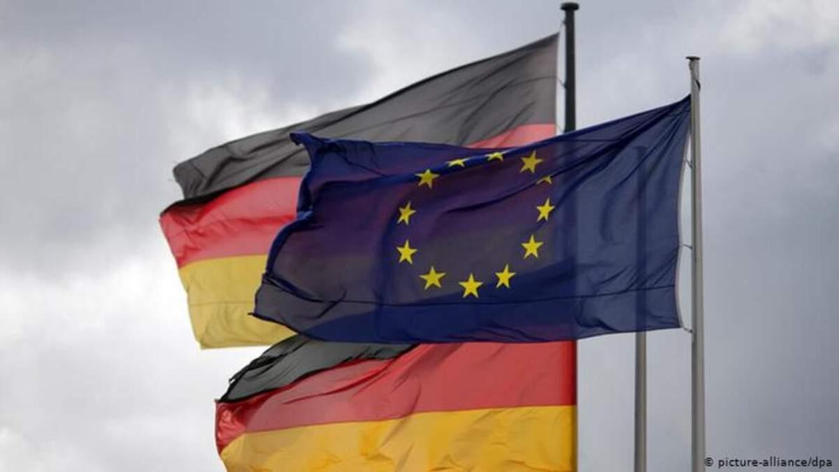 В Германии удивлены заявлением Лаврова о возможном разрыве с ЕС