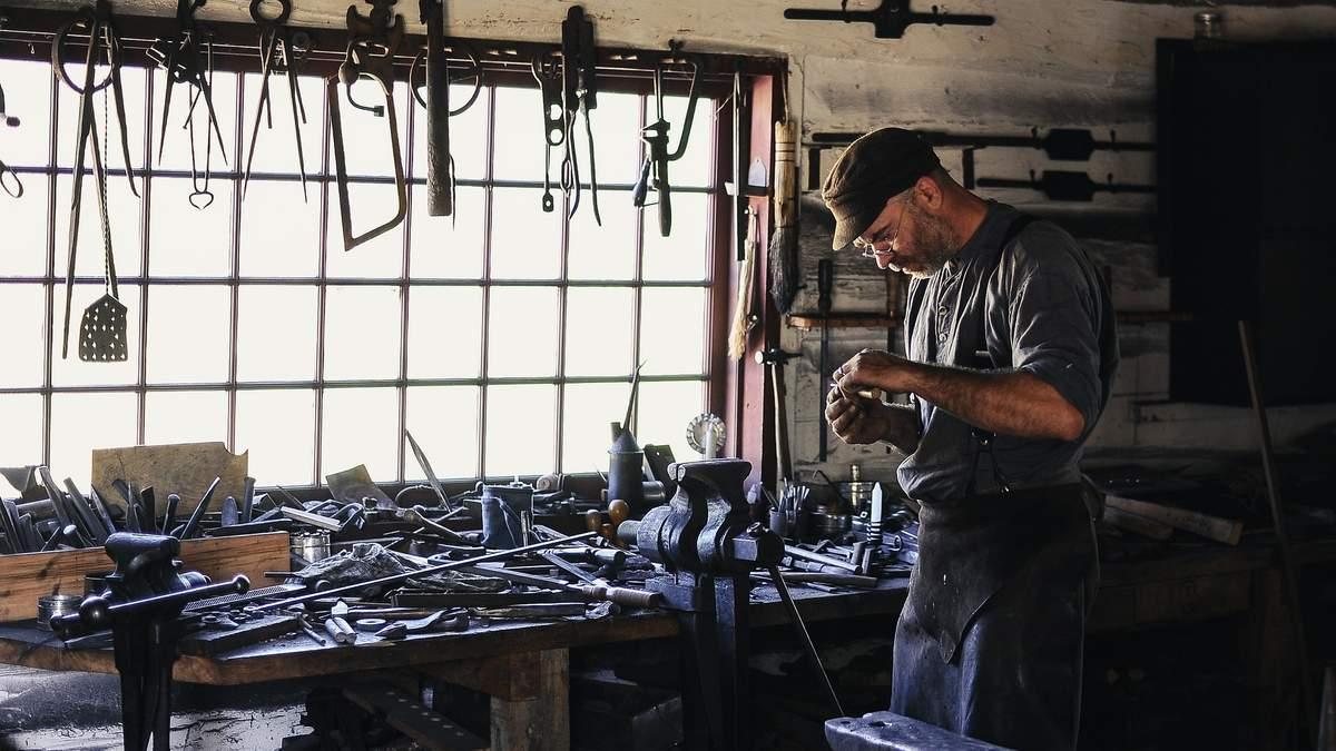 В Украине пользуются спросом рабочие специальности